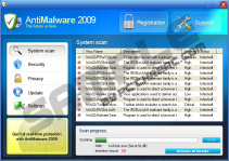AntiMalware 2009