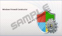 Windows Firewall Constructor