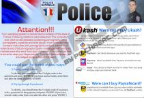 Police Nationale Virus